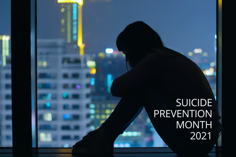 Suicide is a life-threatening health crisis, not a crime. It is preventable.